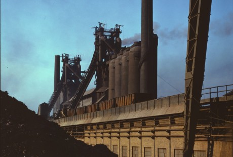 Carnegie-Illinois_Steel_furnaces